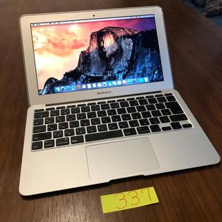 Mac (Apple) - 格安! MacBook air 11インチ Late2010