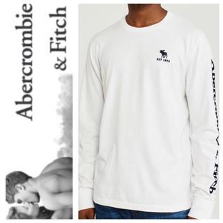 アバクロンビーアンドフィッチ(Abercrombie&Fitch)の◎XXL◎新品正規品◎アバクロ◎ロングTシャツ◎送料込(Tシャツ/カットソー(七分/長袖))
