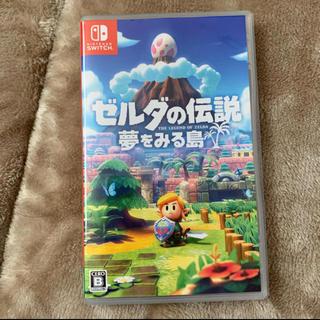 ニンテンドースイッチ(Nintendo Switch)のゼルダの伝説 夢を見る島(家庭用ゲームソフト)