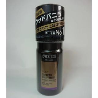 ユニリーバ(Unilever)のアックス ゴールド ボディスプレー ウッドバニラの香り(60g)(制汗/デオドラント剤)