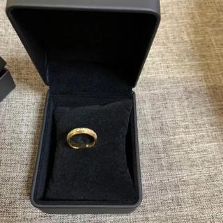 ラザール ダイヤモンド ハーフエタニティ(リング(指輪))
