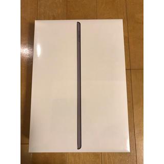 iPad - 【 新品未開封】iPad 10.2インチ 第7世代 2019 スペースグレイ