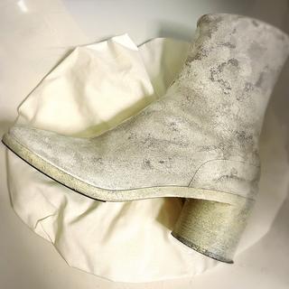 マルタンマルジェラ(Maison Martin Margiela)のmaison margiela 足袋ブーツ サイズ 40(ブーツ)