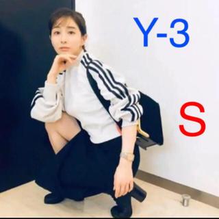 新品 未使用品  Y-3 スウェット  田中みな実私服 Sサイズ