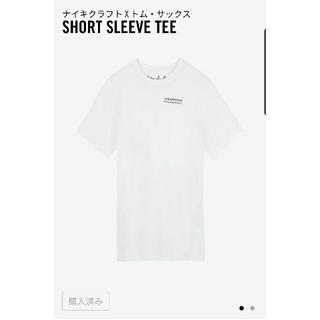 ナイキ(NIKE)のNike x Tom sachs Short sleeve Tee(Tシャツ/カットソー(半袖/袖なし))