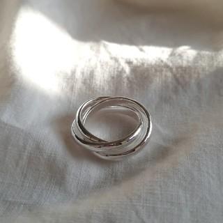 UNITED ARROWS - 【再入荷】silver triple ring  *