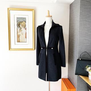 FOXEY - 極美品 フォクシー ロング ジャケット コート