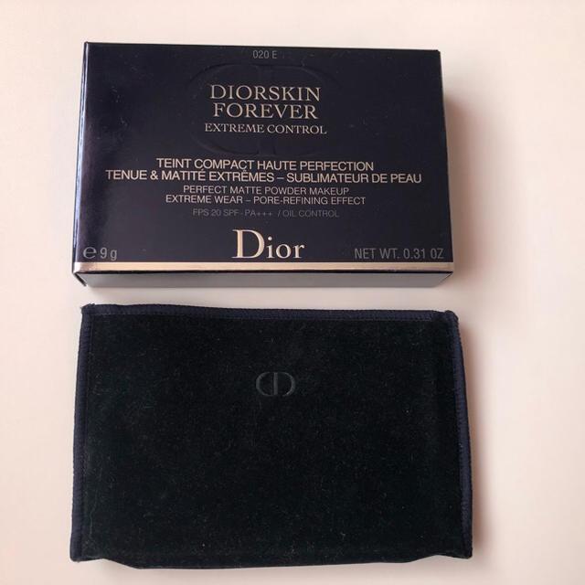 Dior(ディオール)のディオールスキン フォーエヴァー コンパクト  <ファンデーション>  コスメ/美容のベースメイク/化粧品(ファンデーション)の商品写真