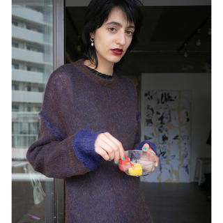 BEAUTY&YOUTH UNITED ARROWS - 19AW PERVERZEニットfumika uchida roku CLANE