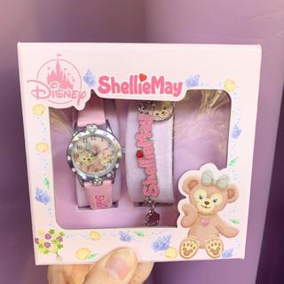Disney - 香港♡ディズニー♡シェリーメイ♡腕時計♡ブレスレット