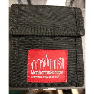 マンハッタンポーテージ(Manhattan Portage)のマンハッタンポーテージ ウォレット ブラック(折り財布)