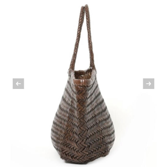 L'Appartement DEUXIEME CLASSE(アパルトモンドゥーズィエムクラス)のアパルトモン別注仕様 DRAGON Bamboo Triple Jump Bag レディースのバッグ(トートバッグ)の商品写真