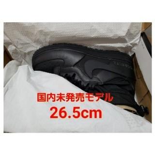 ナイキ(NIKE)の26.5cm Nike Air Force 1 Winter GTX 9.5(スニーカー)