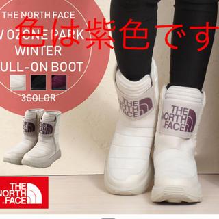 THE NORTH FACE - 【割引可】ノースフェイス ブーツ WINTER  boot 22㎝