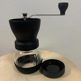 ハリオ(HARIO)のHARIO セラミックコーヒーミル.スケルトン(調理道具/製菓道具)