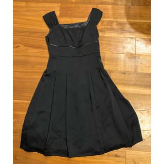エニィスィス(anySiS)の【美品】any sis ドレス(ミディアムドレス)