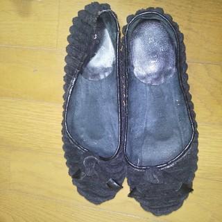 ムジルシリョウヒン(MUJI (無印良品))の履きやすいパンプス(ハイヒール/パンプス)