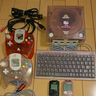 SEGA - 【Dreamcast】ドリームキャストハローキティモデル