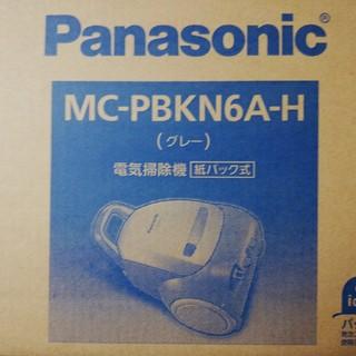 Panasonic - Panasonic MC-PBKN6A-H 掃除機