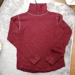 ナナミカ(nanamica)のnanamica タートルネックセーター(ニット/セーター)