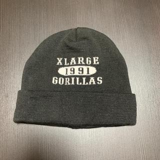 エクストララージ(XLARGE)のXLARGE ニット帽 ニットキャップ ビーニー(ニット帽/ビーニー)