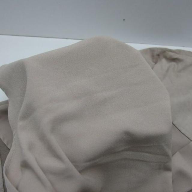 Rope' Picnic(ロペピクニック)の*1082・ROPE' PICNIC 半袖カットソー 切替 ベージュ サイズ38 レディースのトップス(カットソー(半袖/袖なし))の商品写真