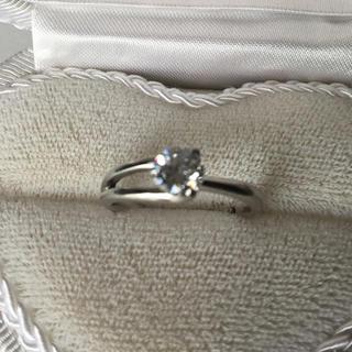 ◆ダイヤ入り★シルバー★ファッション★リング◆(リング(指輪))