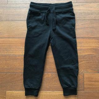 H&M - ジョガーパンツ ブラック 100サイズ