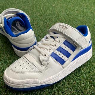 アディダス(adidas)の美品22.5adidas FORUM LOアディダス フォーラム ロー D149(スニーカー)