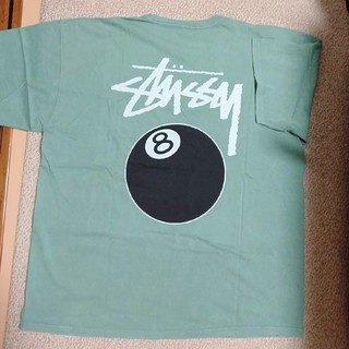 STUSSY - STUSSY ステューシー ピンボール8 Tシャツ