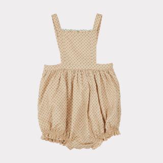 Caramel baby&child  - 【2y】caramel baby&child ドット ロンパース 今季