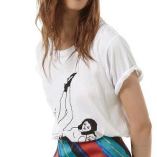 スライ(SLY)の値さげ!プリントTシャツ▼scandal(Tシャツ(半袖/袖なし))