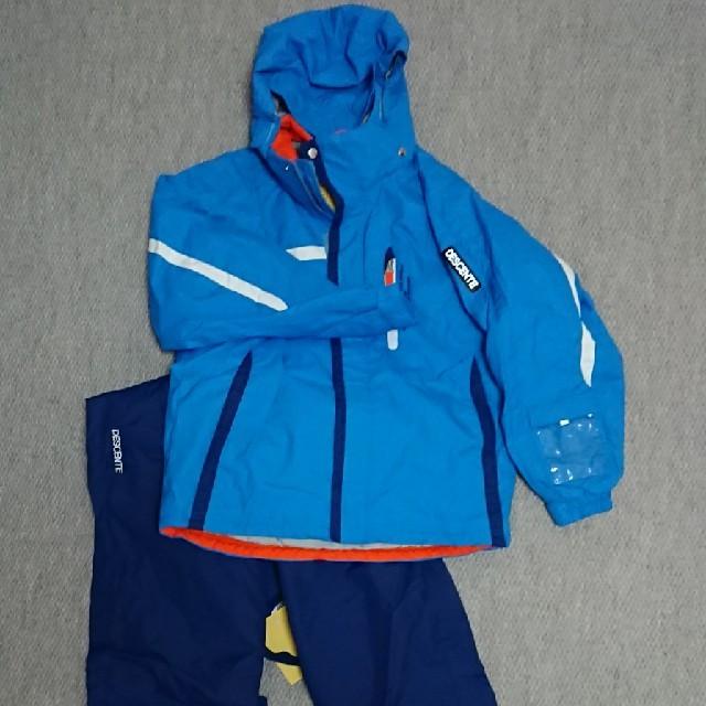 DESCENTE(デサント)のDESCENTE スキーウェア 男児 150  スポーツ/アウトドアのスキー(ウエア)の商品写真
