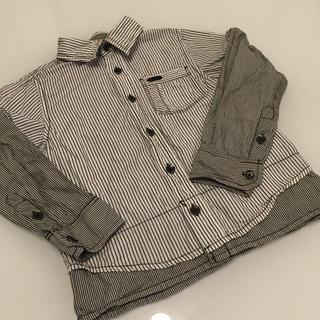 ディーゼル(DIESEL)のDIESEL❤️ディーゼル ストライプ シャツ(Tシャツ/カットソー)