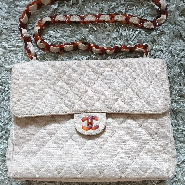 CHANEL(シャネル)の【ビバリーヒルズCHANELブティック購入・希少モデル】CHANELマトラッセ  レディースのバッグ(ショルダーバッグ)の商品写真