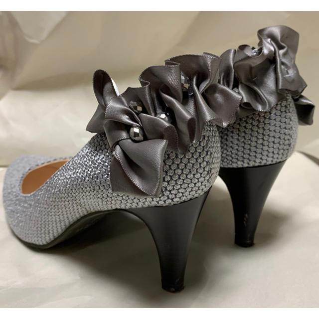 madras(マドラス)のMadras tehen パンプス レディースの靴/シューズ(ハイヒール/パンプス)の商品写真