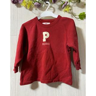 ピンクハウス(PINK HOUSE)の【ピンクハウス】シンプルなトレーナー(Tシャツ/カットソー)