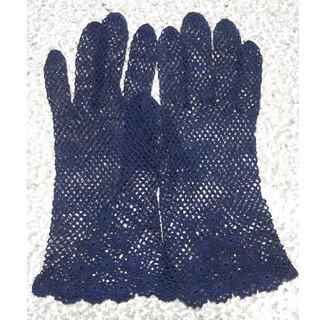 レース手袋 ドレス小物 未使用(手袋)
