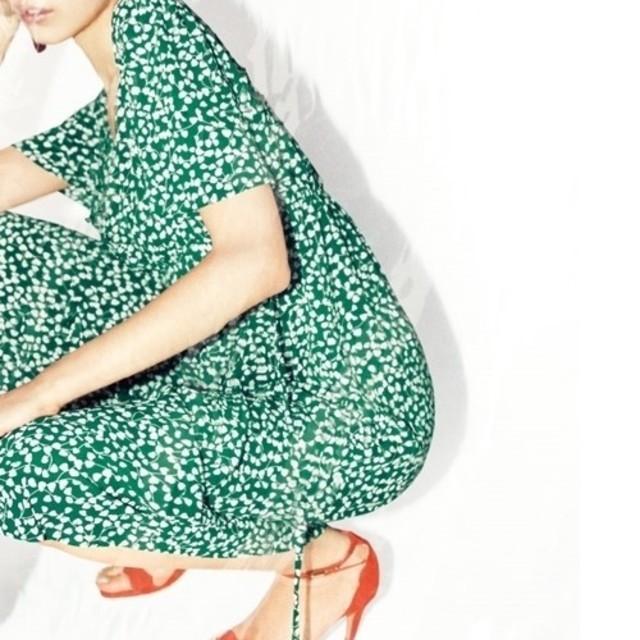 FRAY I.D(フレイアイディー)のFRAY♡バスト ギャザー フレアー ワンピース レディースのワンピース(ロングワンピース/マキシワンピース)の商品写真
