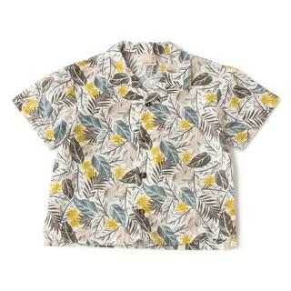 petit main - 新品タグ付 プティマイン アロハシャツ かりゆし 沖縄 ハワイ 男の子