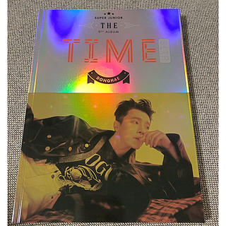 SUPER JUNIOR - SUPER JUNIOR TIME SLIP CD アルバム
