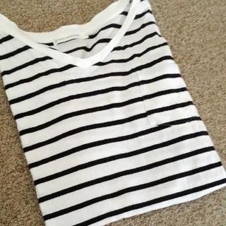 BROWNY - ボーダーTシャツ しましまtシャツ