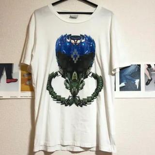 マルセロブロン(MARCELO BURLON)のマルセロバーロン tシャツ 宇宙(Tシャツ/カットソー(半袖/袖なし))