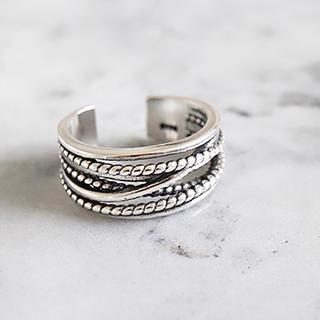 トゥデイフル(TODAYFUL)の#4231   silver925 ヴィンテージデザイン リング (リング(指輪))