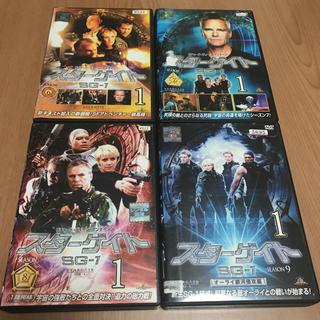 【 DVD】スターゲイト SG-1    シーズン6〜9    全30巻