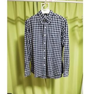 ユニフォームエクスペリメント(uniform experiment)のユニフォームエクスペリメント 長袖シャツ 良品 size M(シャツ)