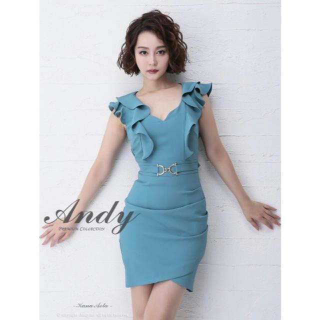 Andy(アンディ)のドレス レディースのフォーマル/ドレス(ミニドレス)の商品写真