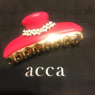 acca - acca ヘアクリップ(中) ダブルカテーナ / アッカ