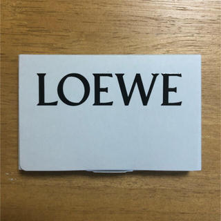 LOEWE - 未使用 ロエベ 香水 サンプル