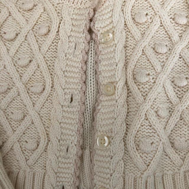 GAP(ギャップ)のベビーギャップ カーディガン 春 キッズ/ベビー/マタニティのベビー服(~85cm)(カーディガン/ボレロ)の商品写真